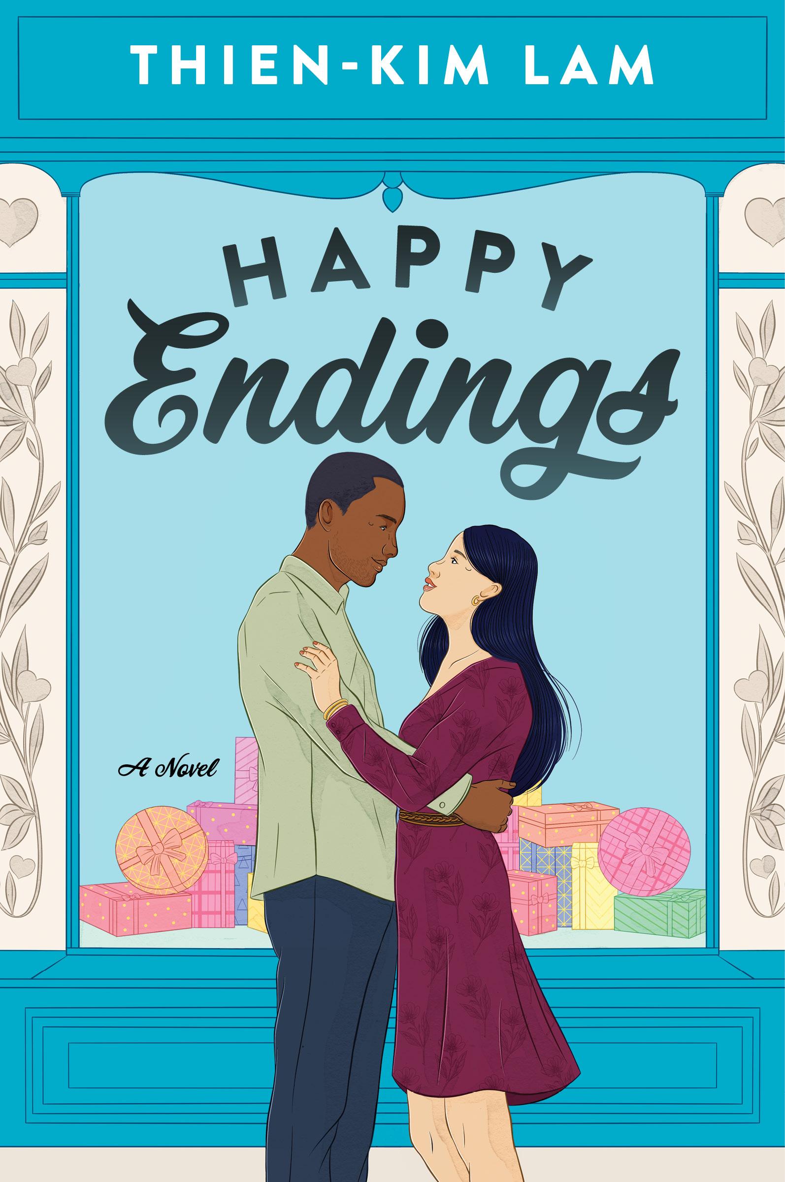 Happy Endings by Thien-Kim Lam