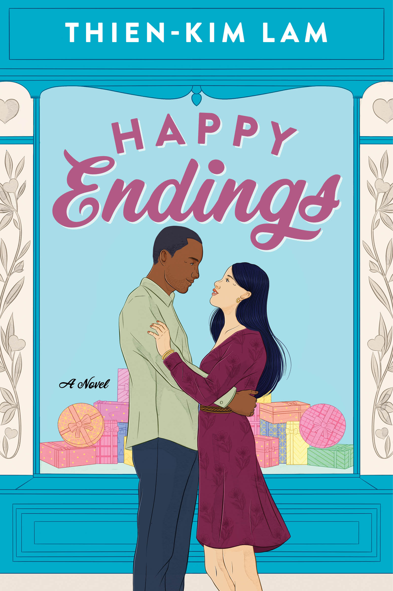 Happy Endings by Thien-Kim Lam