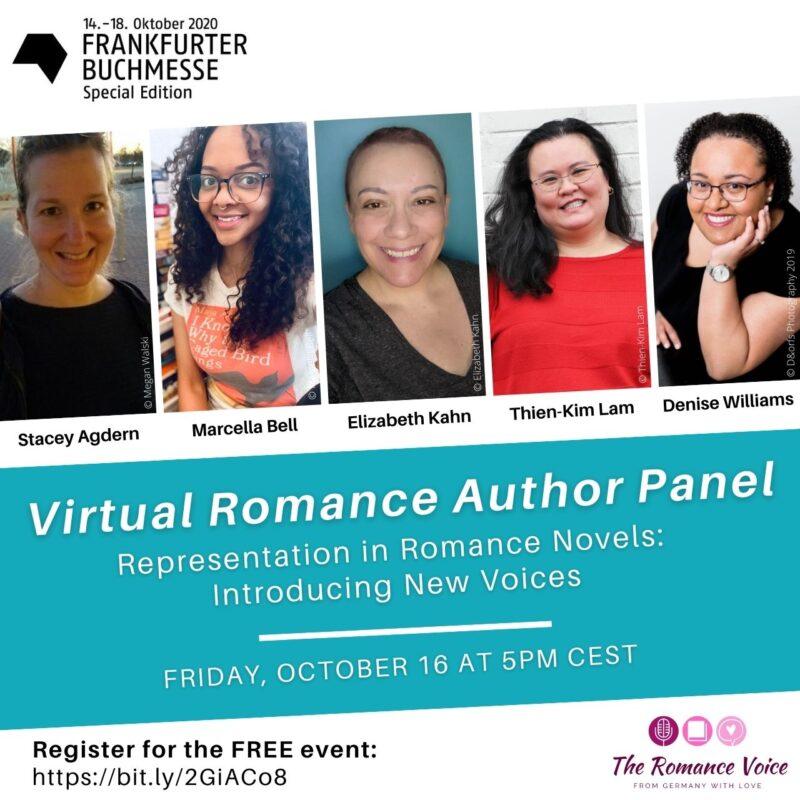 Frankfurt Book Fair 2020 Romance Panel